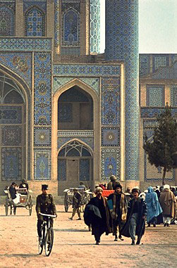 Friday Mosque in Herat